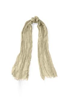 Ralph Lauren Linen-Cotton Scarf