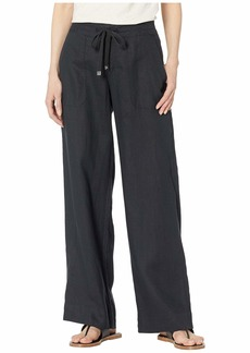 Ralph Lauren Linen Wide-Leg Pants
