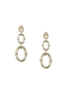 Ralph Lauren Link Linear Earrings