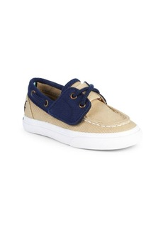 Ralph Lauren Little Boy's & Boy's Bridgeport EZ Boat Shoes