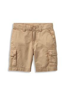 Ralph Lauren Little Boy's & Boy's Chino Gellar Cargo Shorts