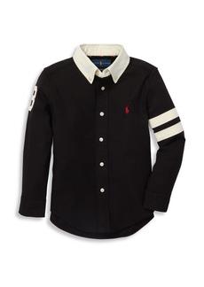 Ralph Lauren Little Boy's & Boy's Classic Oxford Shirt