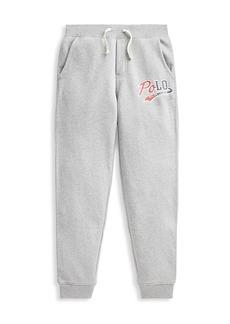 Ralph Lauren Little Boy's & Boy's Cotton-Blend Sweatpants
