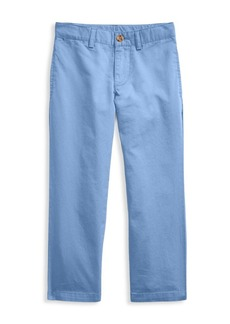 Ralph Lauren Little Boy's & Boy's Cotton Chino Pants