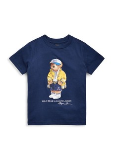 Ralph Lauren Little Boy's & Boy's Cotton Jersey T-Shirt