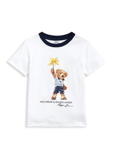 Ralph Lauren Little Boy's & Boy's Cotton Short-Sleeve T-Shirt