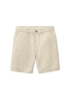 Ralph Lauren Little Boy's & Boy's Flat Front Shorts