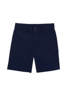 Ralph Lauren Little Boy's & Boy's Flat Front Slim Shorts