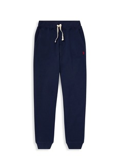 Ralph Lauren Little Boy's & Boy's Fleece Jogging Pants