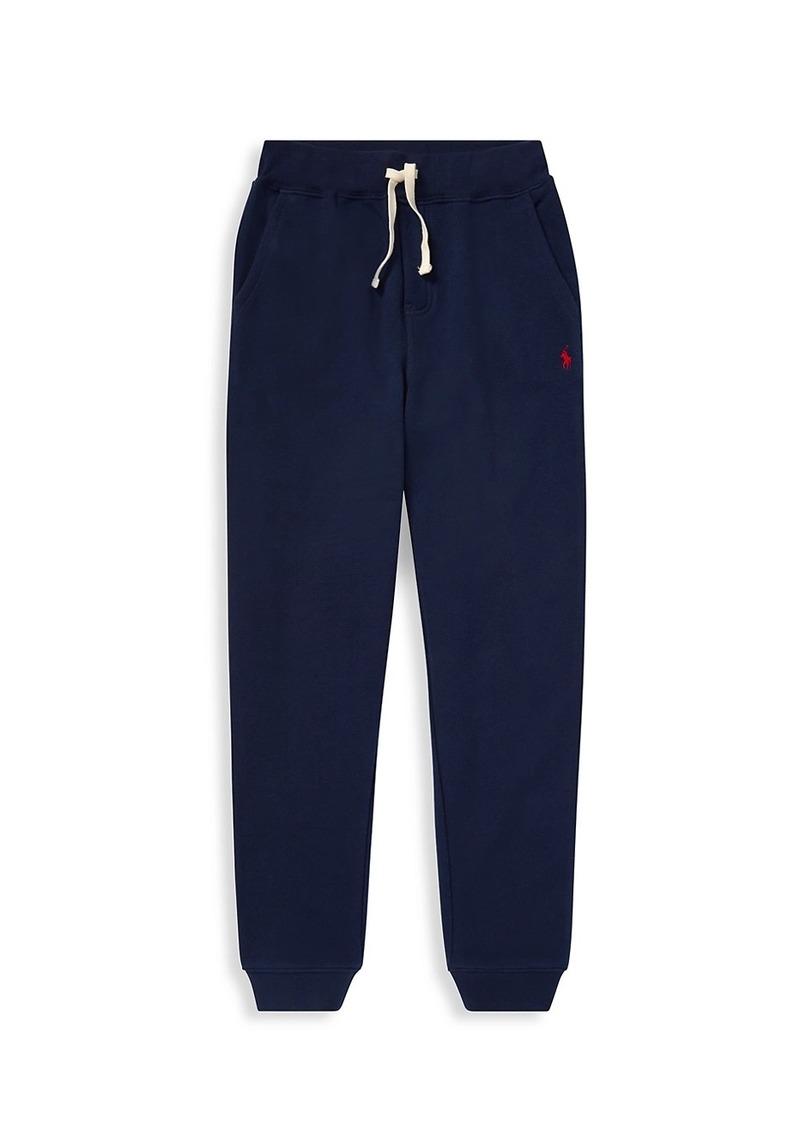 Ralph Lauren Little Boy's & Boy's Fleece Jogging Pants
