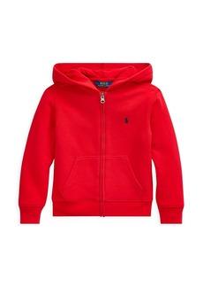 Ralph Lauren Little Boy's & Boy's Fleece Zip-Front Hoodie