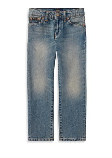 Ralph Lauren Little Boy's & Boy's Hampton Slim-Fit Jeans