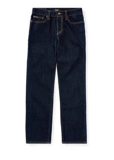 Ralph Lauren Little Boy's & Boy's Hampton Straight Stretch Jeans