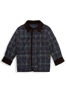 Ralph Lauren Little Boy's & Boy's Kempton Quilted Down Checker Jacket