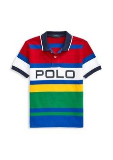 Ralph Lauren Little Boy's & Boy's Multicolor Polo T-Shirt