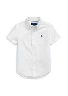 Ralph Lauren Little Boy's & Boy's Oxford Shirt