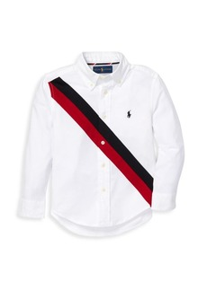 Ralph Lauren Little Boy's & Boy's Performance Oxford Shirt
