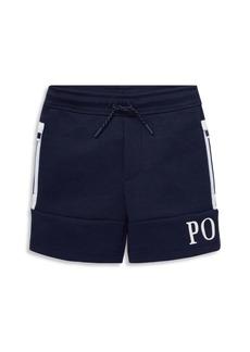 Ralph Lauren Little Boy's & Boy's Polo Logo Shorts