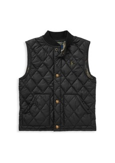 Ralph Lauren Little Boy's & Boy's Quilted Vest