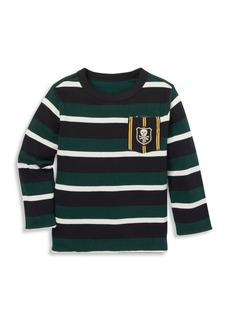 Ralph Lauren Little Boy's & Boy's Reversible Long-Sleeve Cotton Tee