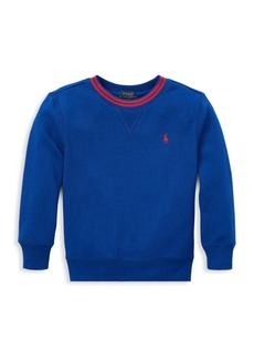 Ralph Lauren Little Boy's & Boy's Seasonal Sweatshirt