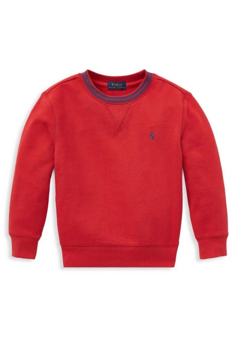 Ralph Lauren Little Boy's & Boy's Seasonal Sweatshirt