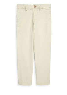 Ralph Lauren Little Boy's Slim-Fit Cotton Chinos
