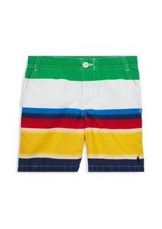 Ralph Lauren Little Boy's & Boy's Straight-Fit Cotton Shorts