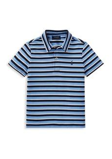 Ralph Lauren Little Boy's & Boy's Stripe Polo