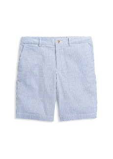 Ralph Lauren Little Boy's & Boy's Striped Seersucker Shorts