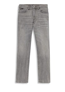 Ralph Lauren Little Boy's & Boy's Sullivan Slim-Fit Faded Jeans