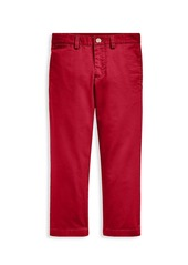 Ralph Lauren Little Boy's & Boy's Tissue Chino Pants