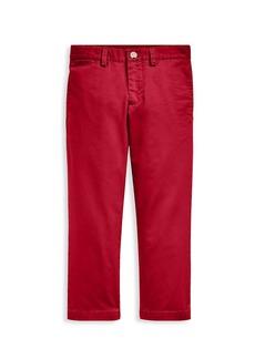 Ralph Lauren Little Boy's & Boy's Tissue Chino Pants
