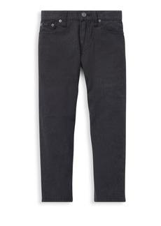 Ralph Lauren Little Boy's & Boy's Varick Stretch Cotton Five-Pocket Pants