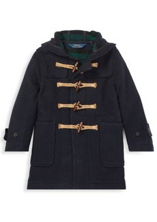 Ralph Lauren Little Boy's & Boy's Wool Blend Sailor Jacket