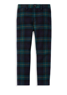 Ralph Lauren Little Boy's and Boy's Check Pants