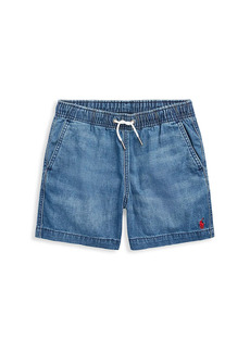 Ralph Lauren Little Boy's and Boy's Prepster Denim Shorts