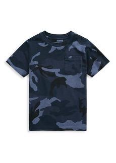 Ralph Lauren Little Boy's & Boy's Camo Print T-Shirt
