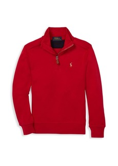 Ralph Lauren Little Boy's Classic Cotton Pullover