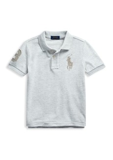 Ralph Lauren Little Boy's Cotton Polo Shirt