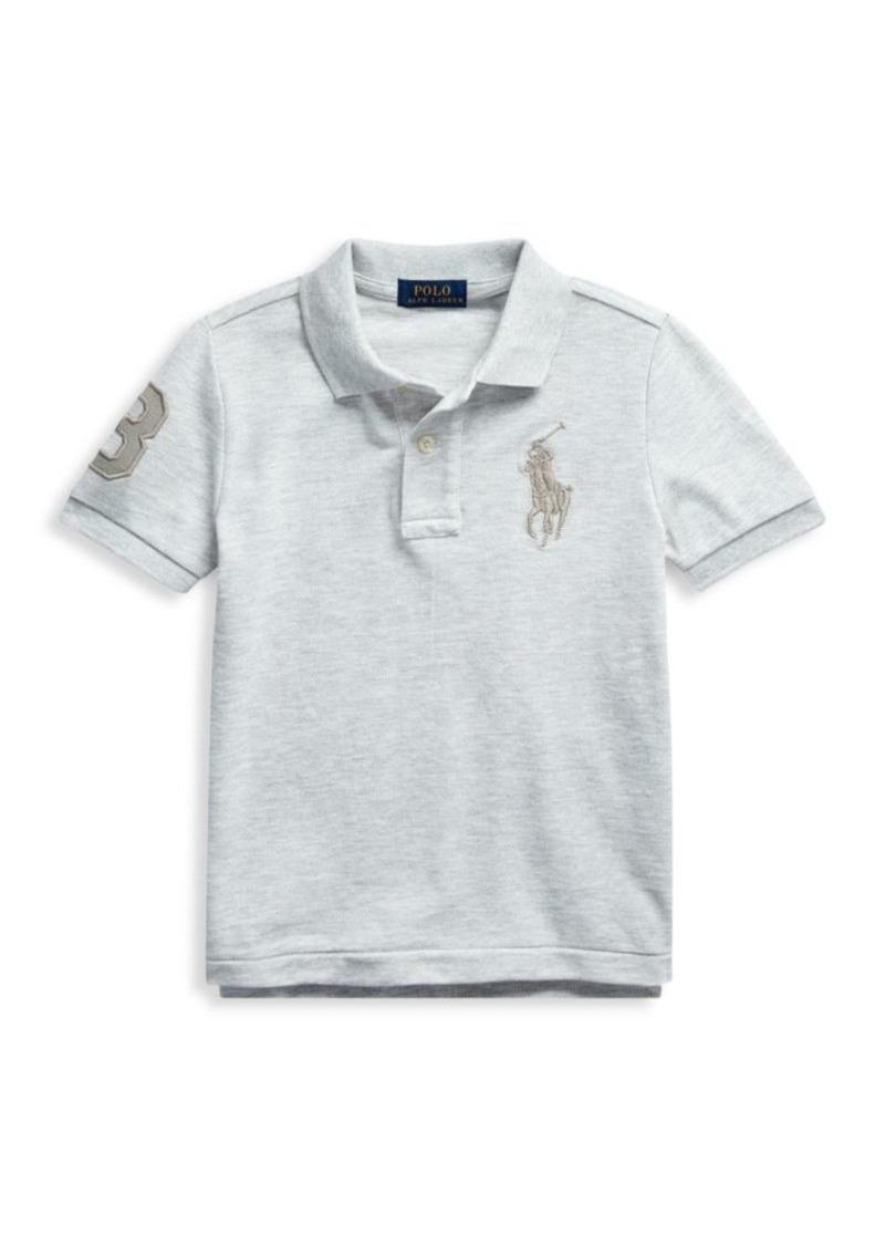 Ralph Lauren Little Boy's Cotton Polo Shirt