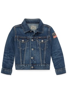 Ralph Lauren Little Boy's Denim Jacket