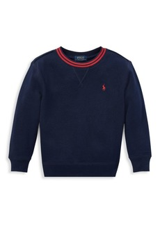 Ralph Lauren Little Boy's Seasonal Sweatshirt