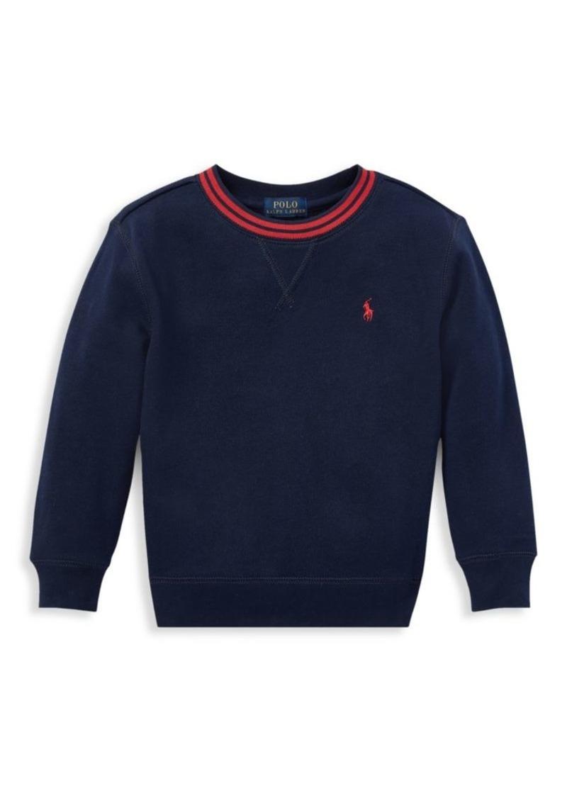 Ralph Lauren Little Boy's Seasonal Sweatshirt