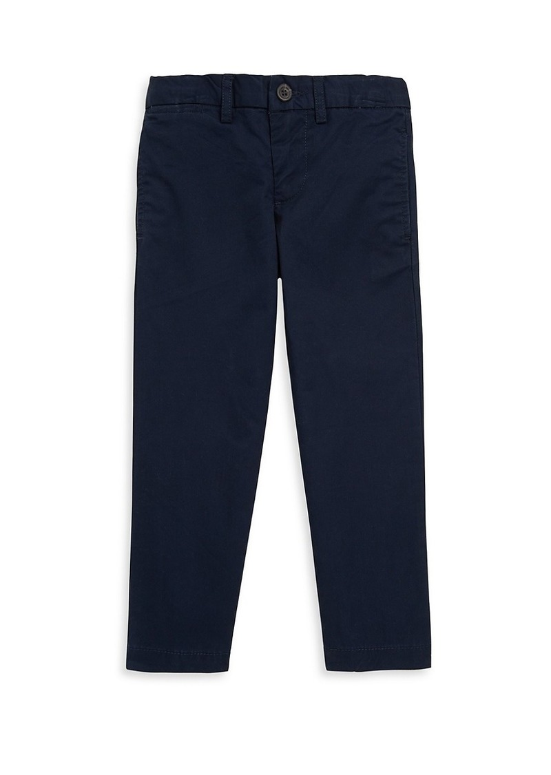 Ralph Lauren Little Boy's Slim-Fit Cotton Chinos