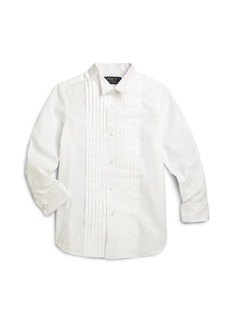Ralph Lauren Little Boy's Tuxedo Shirt