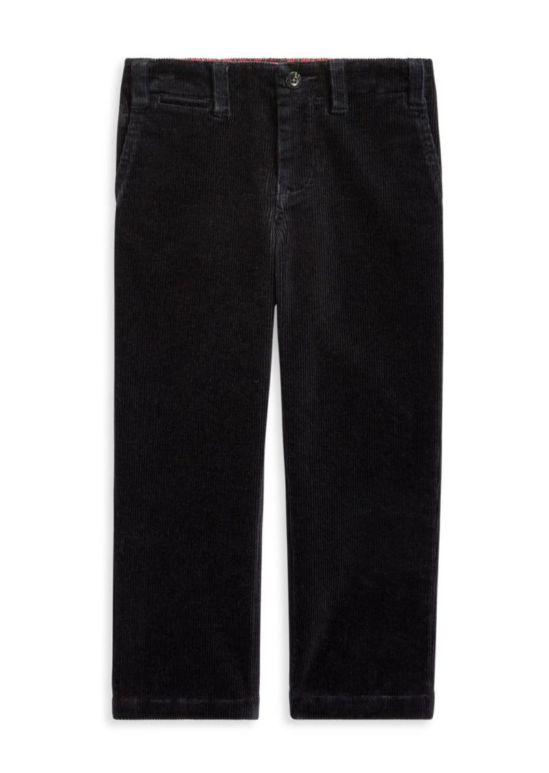 Ralph Lauren Little Girl's & Girl's Corduroy Pants