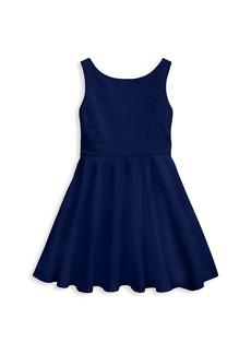 Ralph Lauren Little Girl's & Girl's Crossback Dress