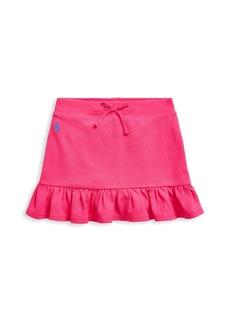 Ralph Lauren Little Girl's & Girl's Flounce Skort