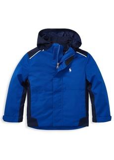 Ralph Lauren Little Boy's & Boy's Hooded Down Jacket